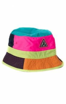Wave Nylon Bucket Hat - Multi
