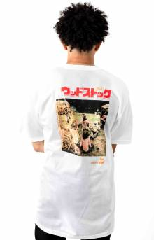 Woodstock WW Culture T-Shirt - White