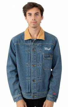 Budweiser Denim Jacket - Indigo