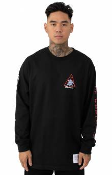 Eagle TT L/S Shirt - Black