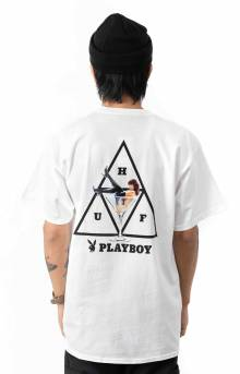 Playmate TT T-Shirt - White