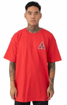 Triple Triangle T-Shirt - Red