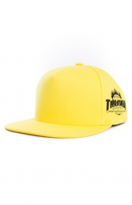 TDS Snap-Back Hat - Yellow