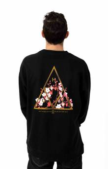 Year Of The Rat TT Crewneck - Black
