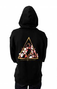 Year Of The Rat TT Pullover Hoodie - Black