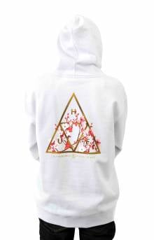 Year Of The Rat TT Pullover Hoodie - White