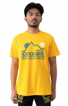 At The Top T-Shirt - Spectra Yellow