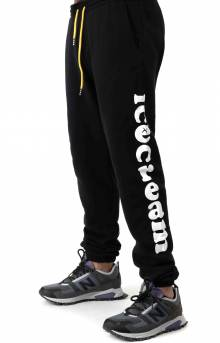 Cones Sweatpant - Black
