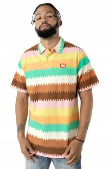 Flavors SS Polo - Multi