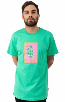 Icee T-Shirt - Holly Green