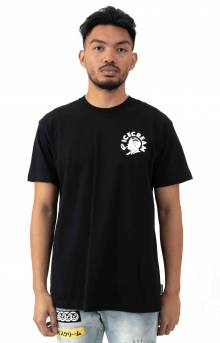 Put That In Your Pipe T-Shirt - Black