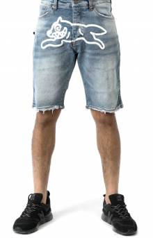 Runner Short - Light Blue Denim