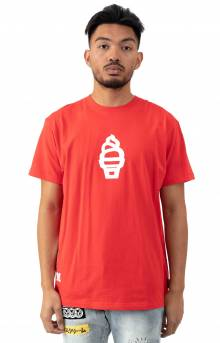 They Were Cones! T-Shirt - Tomato
