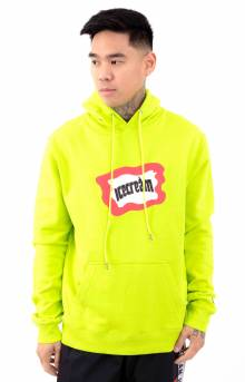 Timeless Pullover Hoodie - Acid Lime