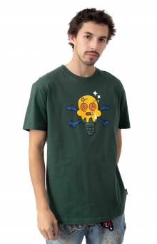 Wasted T-Shirt - Jungle Green
