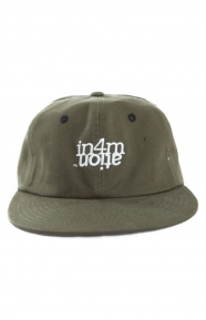 In4mation Clothing, Above Standard Strap-Back Hat