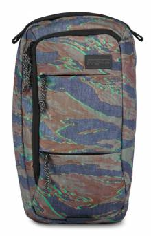 Axle Sing Crossbody Bag - Tiger Camo