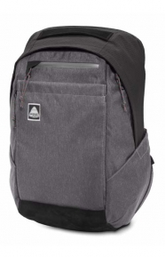 JanSport Clothing, Cross Check Backpack - Multi Premier Silver Twill