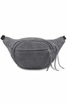 Fifth Avenue Leather Pack - Grey Leather