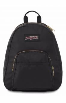Half Pint FX Mini Backpack - Black/Gold