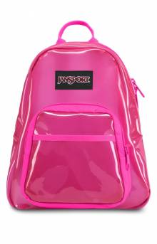 Half Pint FX Mini Backpack - Translucent Pink