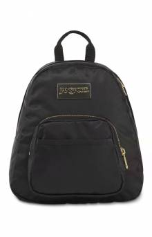 Half Pint Luxe Backpack - Black