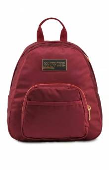 Half Pint Luxe Backpack - Bright Cherry