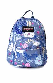 Half Pint Mini Backpack - Blue Liana Vines