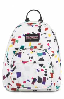 Half Pint Mini Backpack - Holiday Geo Party