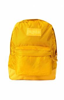 Mono Superbreak Backpack - English Mustard Yellow