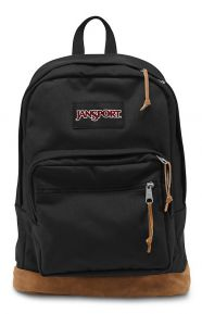 Right Backpack - Black