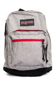 JanSport Clothing, Right Expressions Backpack - Grey Marle