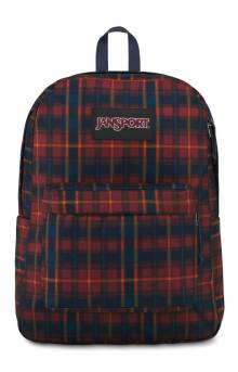 Superbreak Black Label Backpack - Neo Plaid