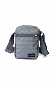 Weekender FX Mini Bag - Deep Grey Ombre Herringbone