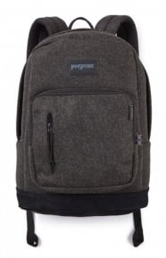 JanSport x I Love Ugly Clothing, Axiom Backpack - Charcoal