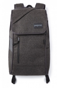 JanSport x I Love Ugly Clothing, Iron Sight Backpack - Charcoal