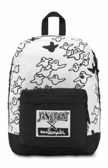 FX Backpack - White/Black
