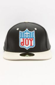 Joy Team Logo Snap-Back Hat