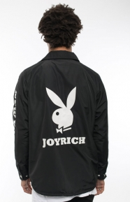 Joyrich x Playboy Clothing, Playboy Coaches Jacket