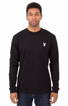 Playboy L/S Shirt - Black