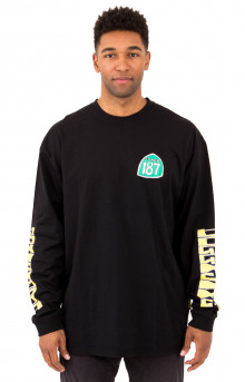 Freeway L/S Shirt - Black