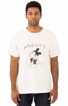 Anxiety T-Shirt - Ivory