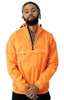 Le Vrai 3.0 Leon Half-Zip Jacket - Orange