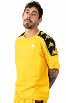 222 Banda 10 Arset T-Shirt - Yellow