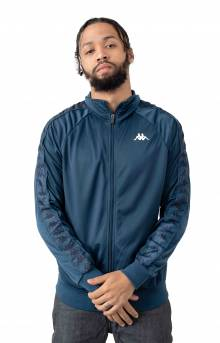 222 Banda Anniston Jacket - Blue/White