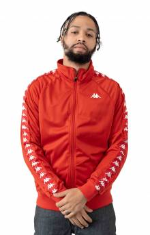 222 Banda Anniston Jacket - Red/White