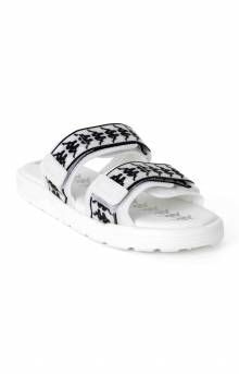 222 Banda Aster 1 Slides - White/Black