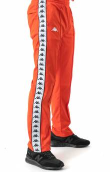 222 Banda Astoriazz Trackpant - Orange Flame/White