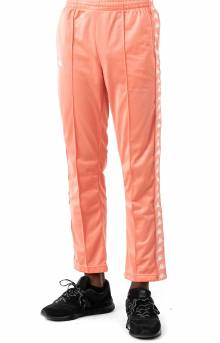 222 Banda Astoriazz Trackpant - Pink/White