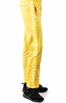 222 Banda Astoriazz Trackpant - Yellow/White